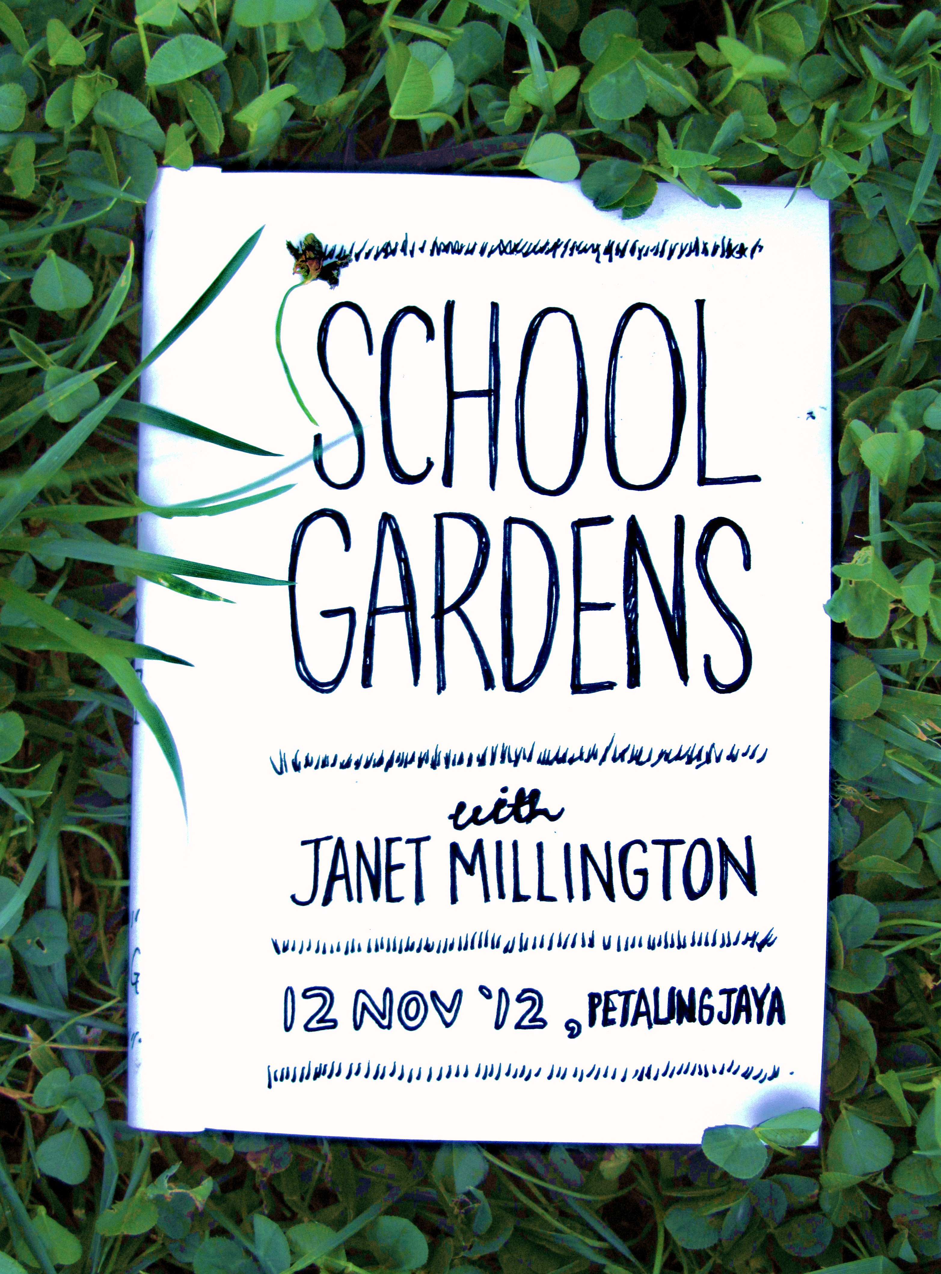 School Gardens with Janet Millington