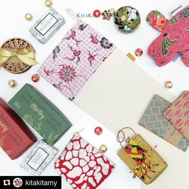 @kitakitamy with @repostapp ・・・ As the old saying goes, good things come in small packages. No longer is the stocking stuffer a humble secondary gift - these days, it's a key component of the season's festivities. From classic and crowd-pleasing to quirky and creative, these offerings you can find in KitaKita run the gamut. Get a unique gift and make this holiday merrier than the last!